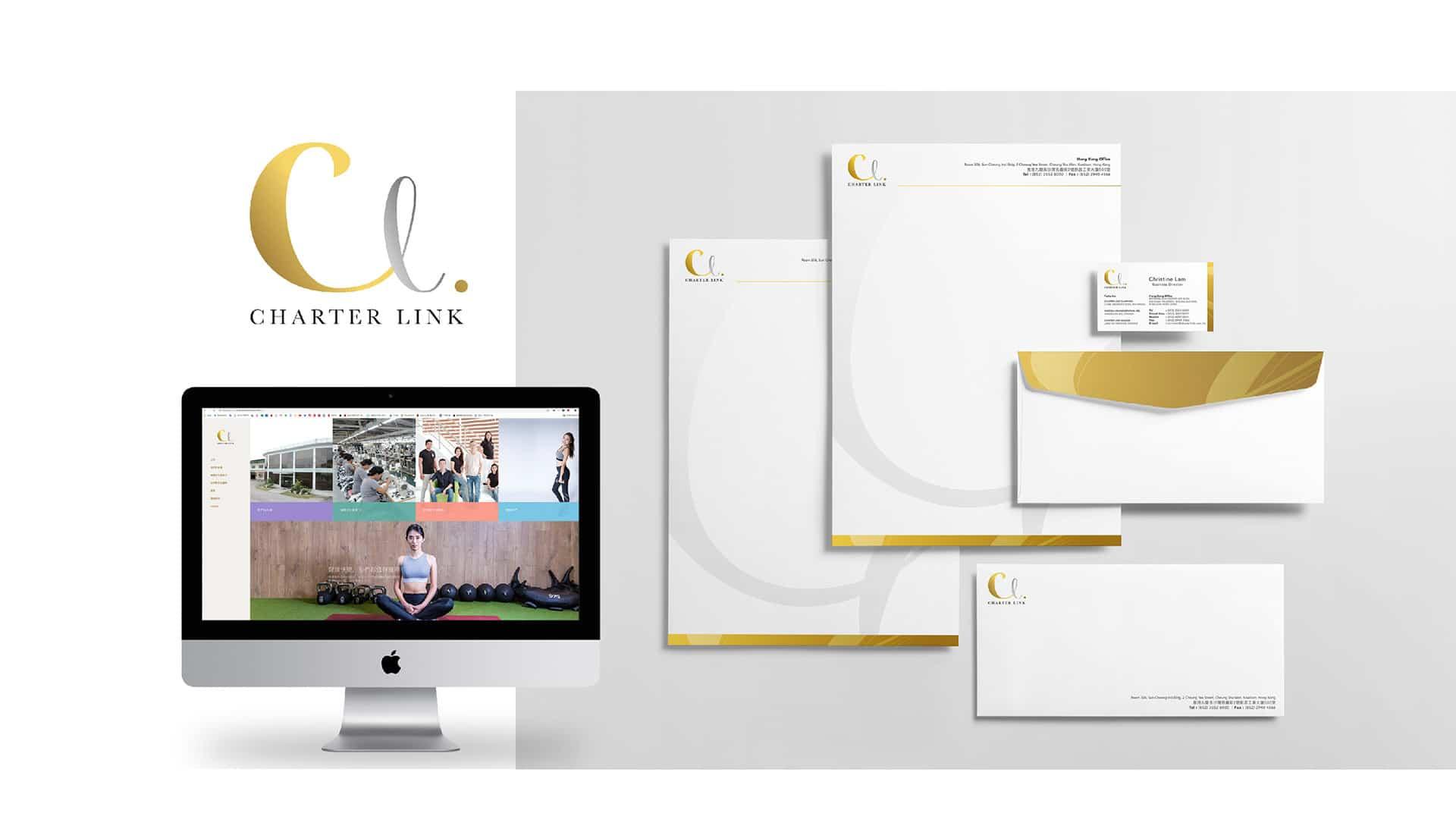 Charter Link|Company Profile, Branding & Website Design